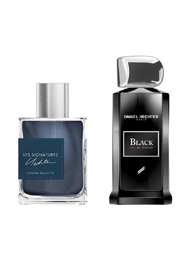 Daniel Hetcher Couture Black Edp 100 Ml +  Les Signatures Cedre Edp 100 Ml Renksiz